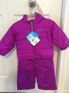 BNWT Infant Columbia Snowsuit