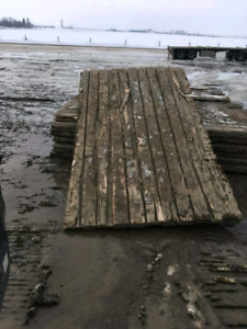 Used Access Mats Available