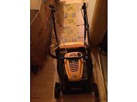 McCulloch petrol lawn mower B&Q petrol strimmer