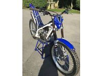 Gasgas txt pro 280 2009 limited edition (rare)