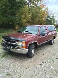 1998 Chevrolet 1500 for parts