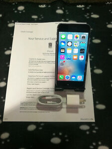UNUSED UNLOCKED apple iPhone 6 - 16gb - Space Grey - Warranty