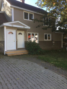 Duplex for rent $995 all inclusive.   Main Floor and Basement