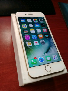 64gb iPhone 6s plus - Gold unlocked smartphone Certified Referb
