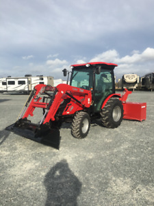 TYM 394 TRACTOR** PACKAGE DEAL**