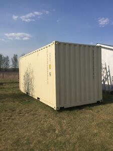 Storage container. 20 ft