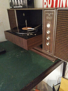 1960s admiral record player.