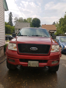 2005 F150 certified and E tested