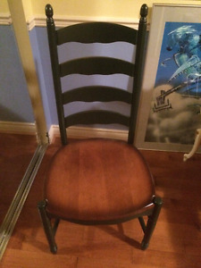 2 Attractive Dinette / Dining Room Chairs - $50.00 each