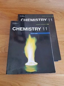 *NEW Nelson Chemistry 11 w/ Study Guide*