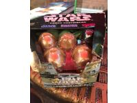 Vintage original Star Wars candy containers