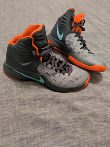82a6a43eef72 Size 11.5 Nike Zoom Hyperfuse 2014 Basketball Shoes