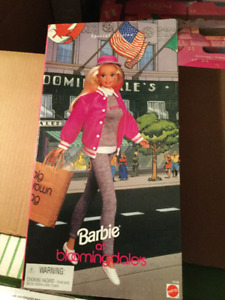 Barbies - Brand New in Box-never opened - $20 each