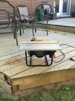 Jobsmate table saw