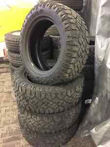 Duratrac Tires 35% left LT285/60R20