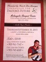 Fundraiser For Dalton's Future