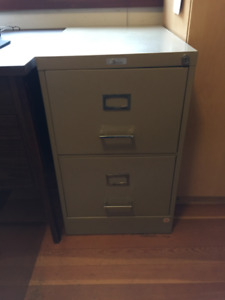 Quality Commander 2 Drawer Legal Filing Cabinet