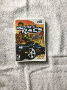 Build'n race for wii