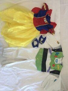 Halloween Costumes - Snow White and Buzz Lightyear Cambridge Kitchener Area image 8