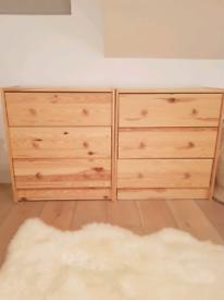 Chest of drawer, IKEA, RAST. 1 UNIT