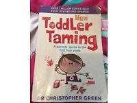 Toddler taming book