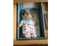 Baby Oleg with authenticity