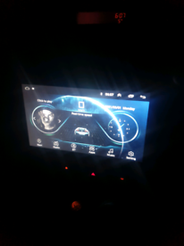 Car android touchscreen