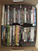 PS3 games and movies