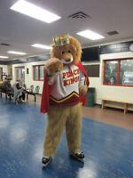 Volunteer with the Grimsby Peach Kings Junior 'C' hockey club