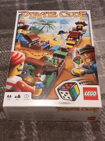 Pirate Code Lego game