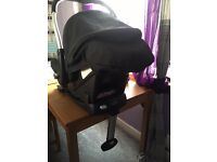 Silver Cross Ventura Car Seat and Isofix