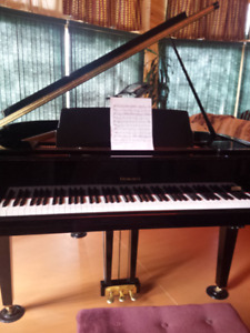 Howard Baldwin Baby Grand Piano