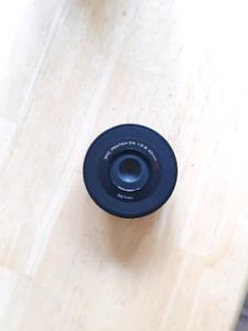 Pentax DA 40mm F2.8 XS prime lens