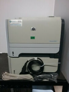 HP LASERJET P2055DN LASER PRINTER - 24631 PAGES