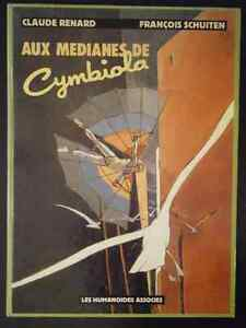 French(français) book 'Aux Medianes de Cymbiola' first edition