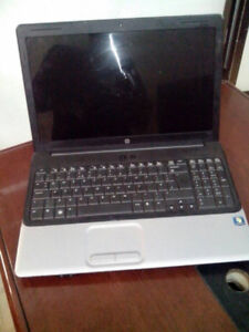 HP G61 notebook used