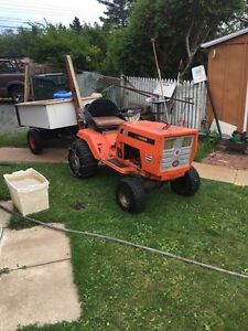 looking for old unwanted lawn tractor!