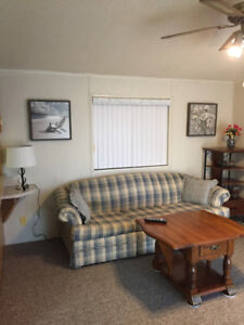 Yuma AZ Fully furnished park model in +55 park for rent