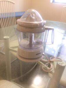 New white juicer