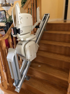 7 Step Stair Lift (Two)