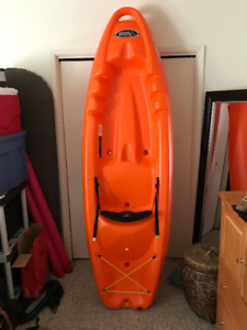 Pelican 8' sit- on kayak