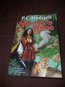 Seekers Bane by P.C. Hodgell