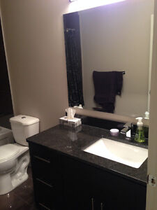 Utilities Included! 1bdrm avail in 2bdrm condo near whyte ave!