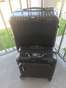 FOR SALE: RIMOWA SALSA DELUXE AND SALSA DELUXE BRIEFCASE SET