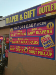 Baby Diapers and Pull-ups