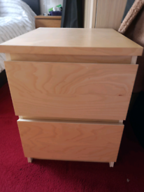 IKEA malm bedside