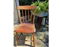 Wanted. Old wooden chairs / furniture