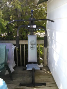 York workout machine in great condition.