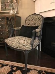 Gorgeous French Bergere Chairs