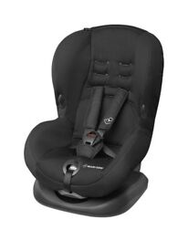 maxi cosy car seat bran new condition lies back when child is asleep